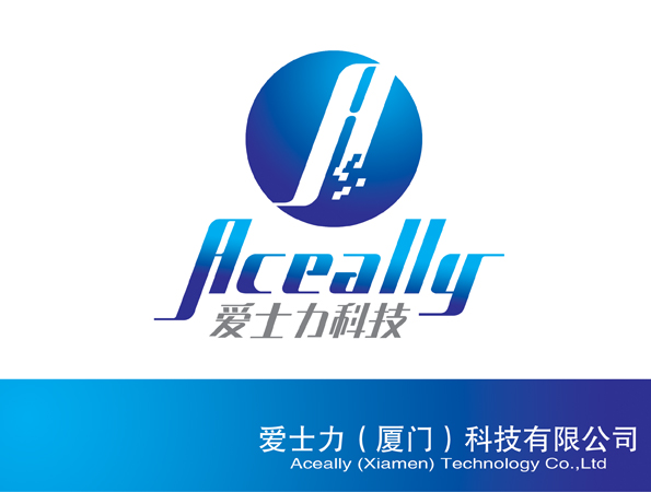 爱士力科技公司logo设计