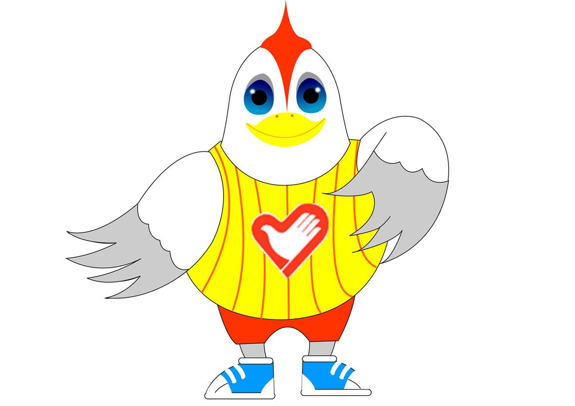 而且鸽子很温和,象征和平