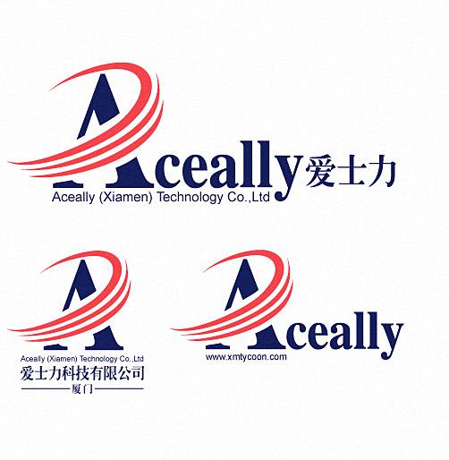 爱士力科技公司logo设计图片