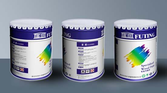 油漆桶包装设计