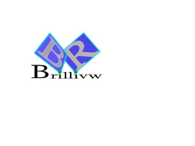 博睿公司logo及名片设计