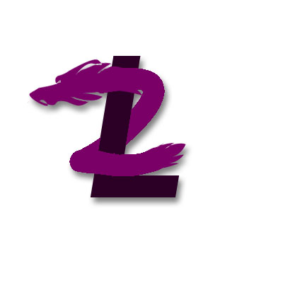 zl設計成龍的圖形logo