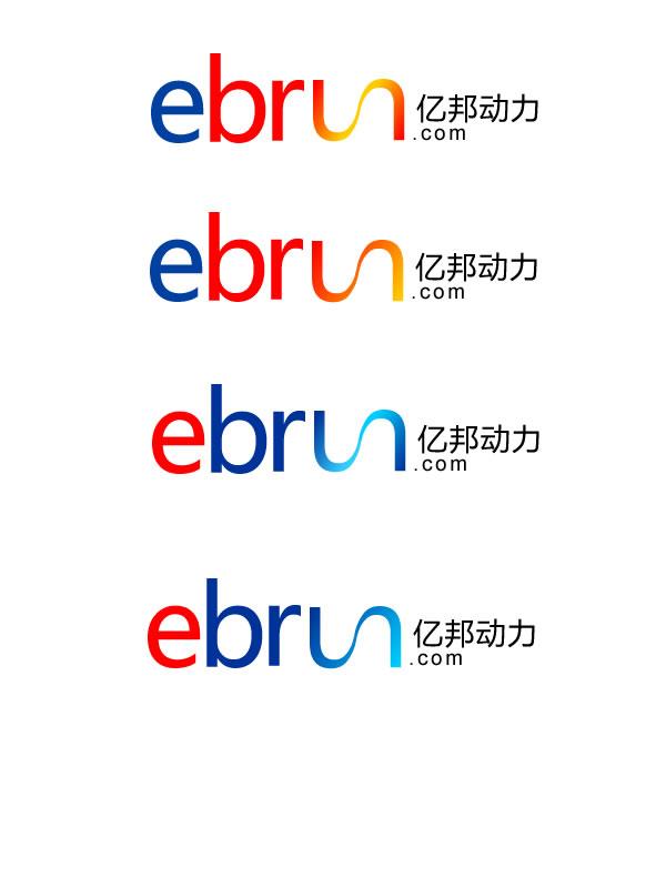 亿邦动力网站logo设计- 稿件[#996566]
