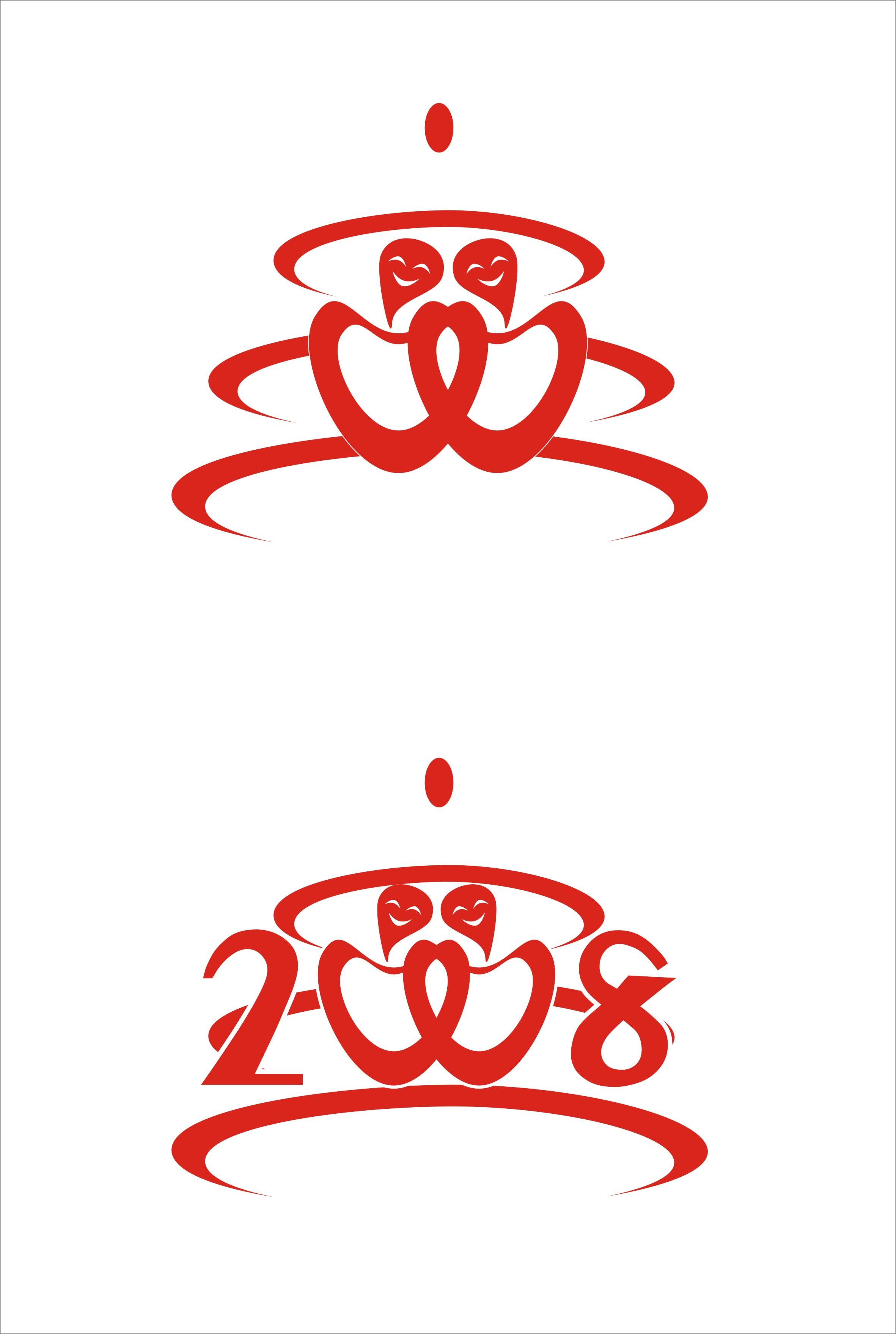 红十字会t恤衫设计(特急2天)