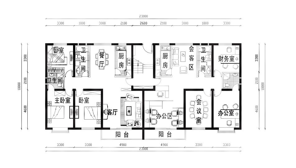征求房屋户型设计