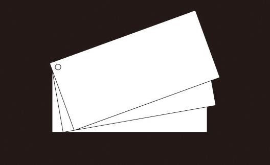 5p宣传手册设计/简单vi元素设计