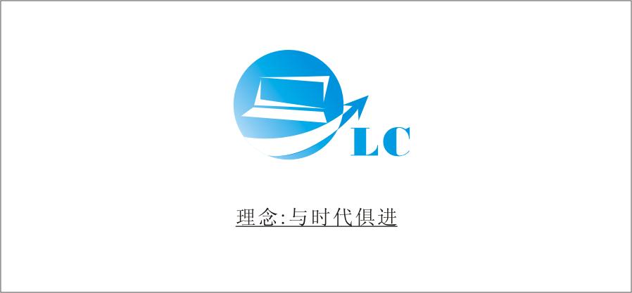 笔记本电脑销售公司logo设计(2天)图片