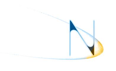 """以""""n7""""为元素进行logo设计"""