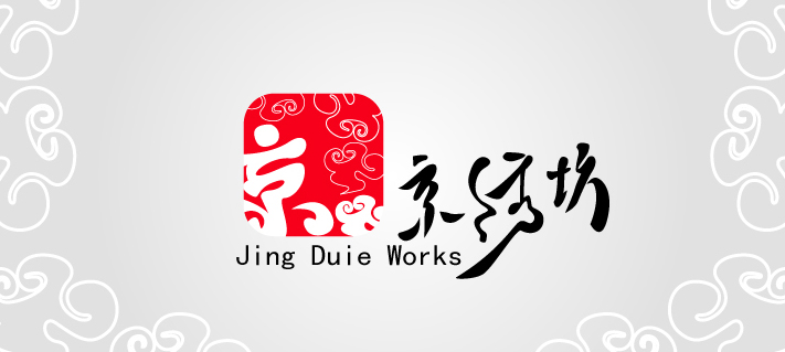 京绣坊logo设计