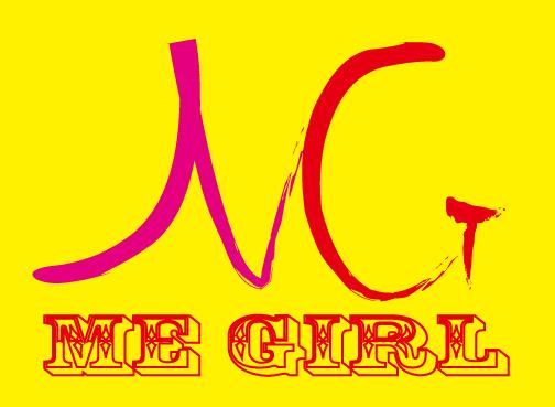 me girl時尚女鞋logo設計- 稿件[#1179773]
