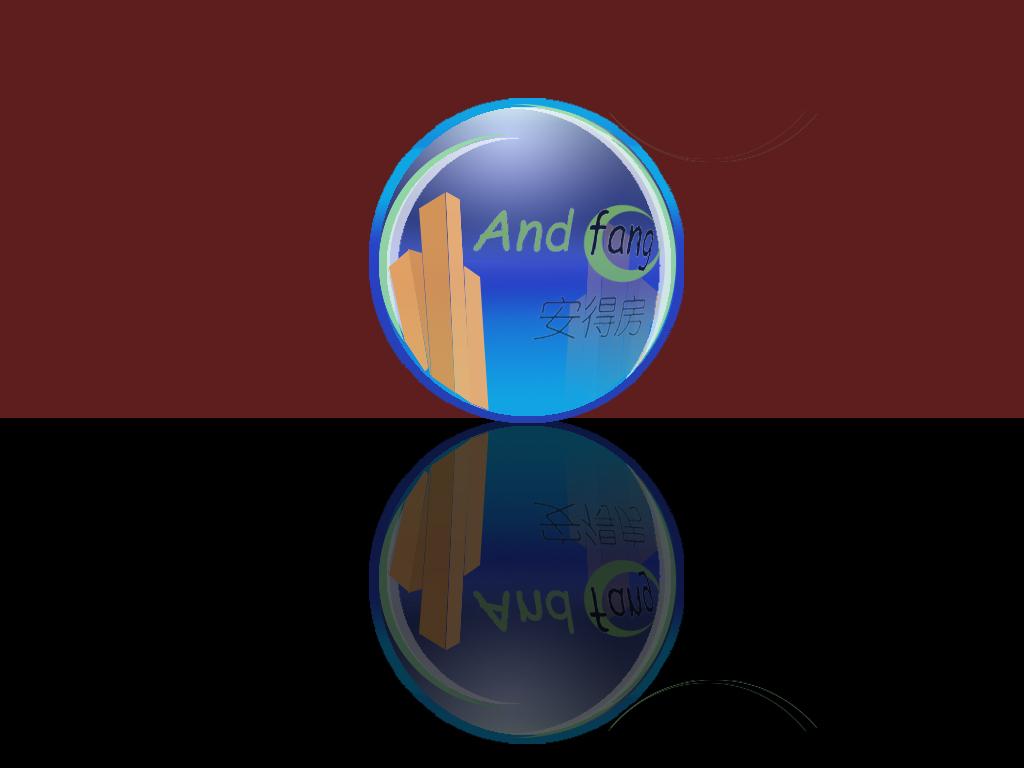 安得房网站logo设计