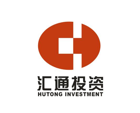 汇通投资理财顾问公司标志名片设计