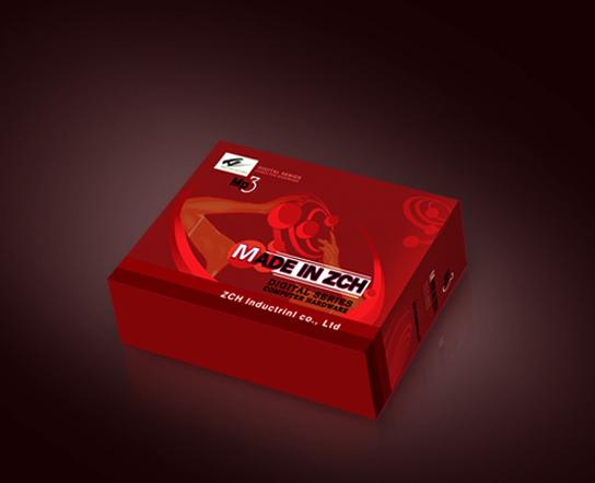 现金执诚实业 产品彩盒包装设计