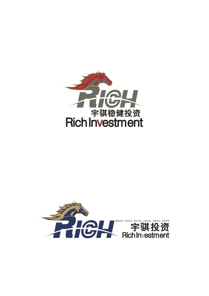 投资管理公司logo设计