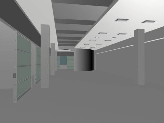 办公室装修效果图设计- 稿件[#1435160]