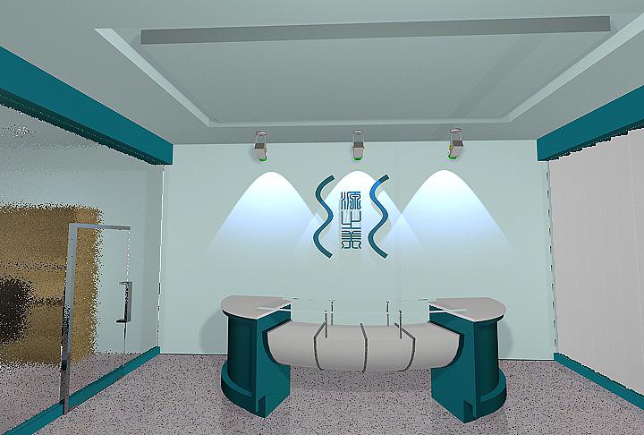 办公室简单装修效果图设计 1441092 k68威客网
