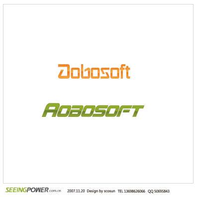 aobosoft傲博软件LOGO的字体v软件_115元_K七夕情人节设计素材图片