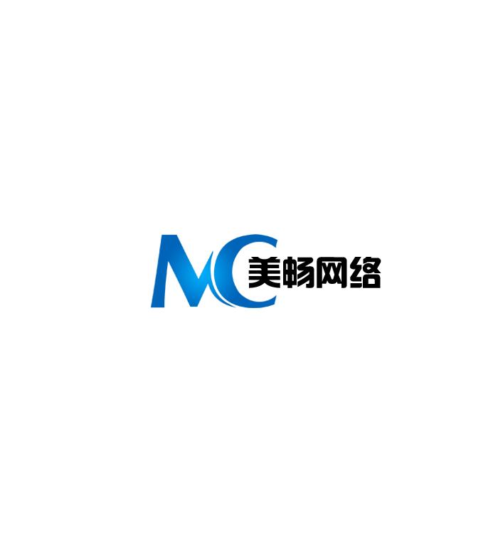 美畅网络公司logo设计