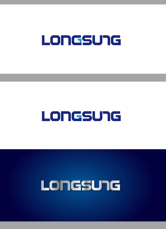 longsung公司logo设计