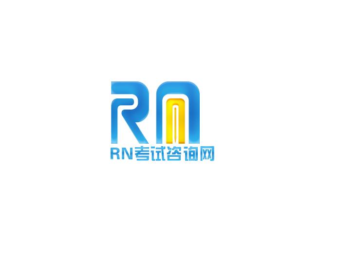 资讯logo_rn考试资讯网logo设计
