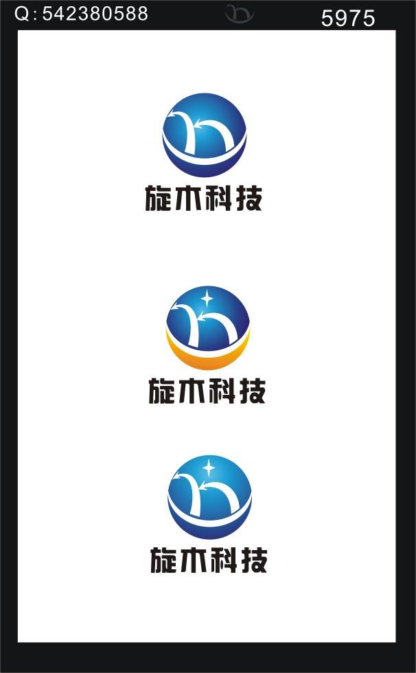旋木网络科技公司logo设计[急]
